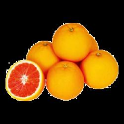 Ruby orange fond