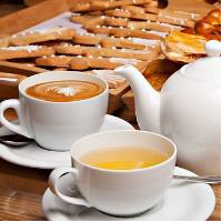 Ароматы чая и кофе