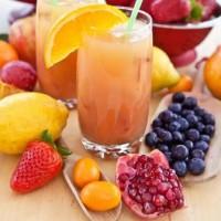 Компаунды из фруктовых миксов